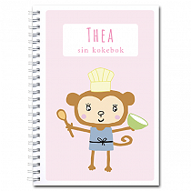 Personlig kokebok: ape - jente