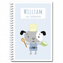 Personlig kokebok: hund - gutt