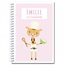 Personlig kokebok: sjiraff - jente